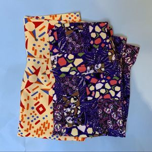 💕Bundle of 2 LuLaRoe Cassie Pencil Skirts - XS